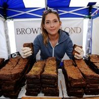 The annual Bolton Food and Drink Festival once again attracted large crowds on its fourth and final day. Picture by Paul Heyes, Monday August 29, 2016.