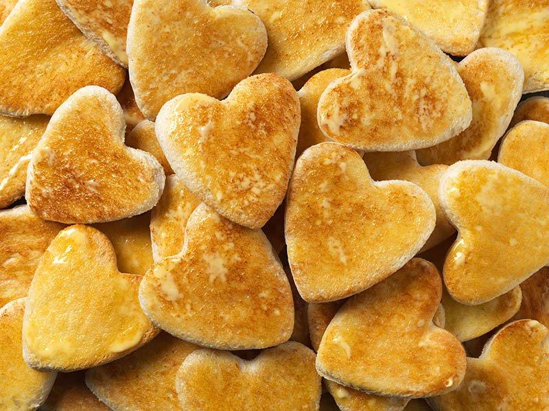 Heart Toast1S