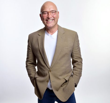 Gregg Wallace - Photo by Steve Ullathorne